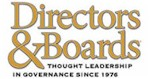 Directors and Boards